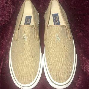 Men's Ralph Lauren Polo Slip-Ons Size 8D
